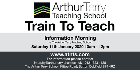 Train to Teach - Learn more about becoming a Teacher tickets