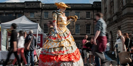 Photography Experiences - Edinburgh Fringe Walking Tour (2020) tickets