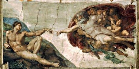 """Te cuento una vida """"Michelangelo"""" parte 2 entradas"""