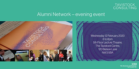 Alumni Network Evening Event 12 February 2020 tickets