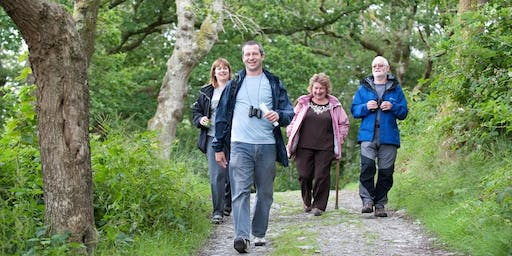 Wellbeing Walk - Walk & Talk with the RSPB at Strumpshaw Fen