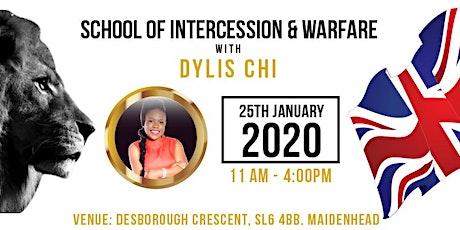 School of Intercession & Warfare tickets