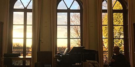 Récital trio piano clarinette violoncelle 17/01/2019 tickets
