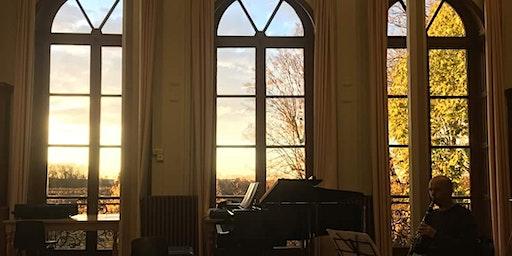 Récital trio piano clarinette violoncelle 17/01/2019