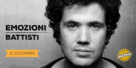 Emozioni Battisti - Live at Jazzino biglietti