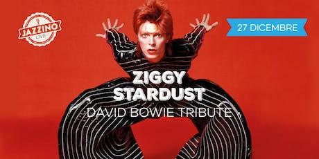 Ziggy Stardust - Live at Jazzino biglietti