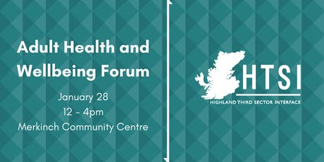 Adult Health and Wellbeing Forum tickets