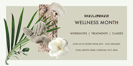 "Alexa Sky Botanicals Workshop in ""Skin Wellness"" tickets"