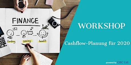 WORKSHOP Cashflow-Planung für 2020 billets