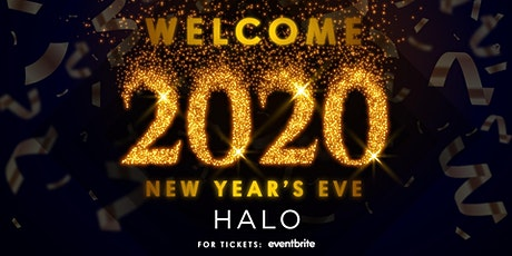 New Year's Eve at Halo tickets