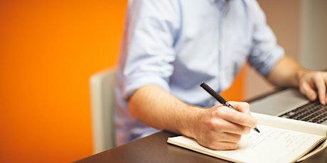 Schrijfworkshop | Subliem Communiceren in digitale tijden tickets
