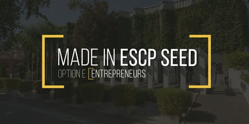 Made in ESCP Seed'
