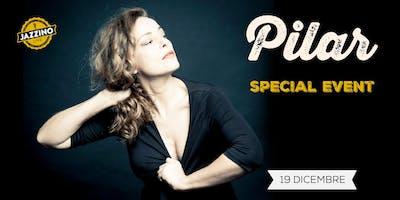 Pilar - Luna in Ariete (Special Event) - Live at Jazzino