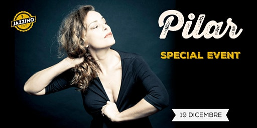 Pilar - Luna in Ariete (Special Event) - Live at Jazzino
