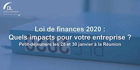 Loi de Finances 2020 : Quels impacts pour votre entreprise ? billets