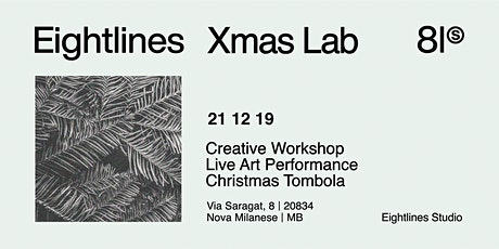 XMAS LAB by Eightlines biglietti