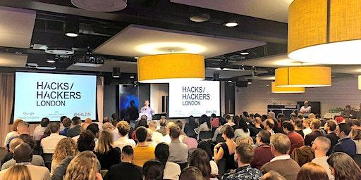 Hacks/Hackers London: January 2020 meetup