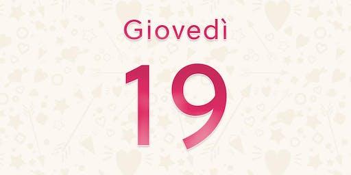 """""""Organizza l'evento perfetto"""" con Giorgia Farina e Alessandra De Angelis"""