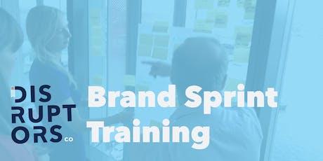 Brand Sprint Training tickets