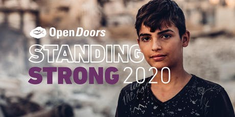 Standing Strong 2020: Belfast tickets