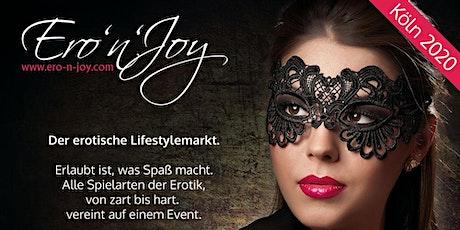 Ero'n'Joy der erotische Lifestylemarkt Tickets