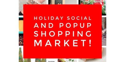 Holiday Social And Popup Shopping Market