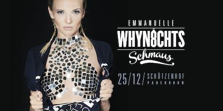 Emmanuelle WHYN8CHTS-Schmaus tickets