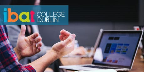 IBAT College Dublin - Global Higher Education Progression Event tickets