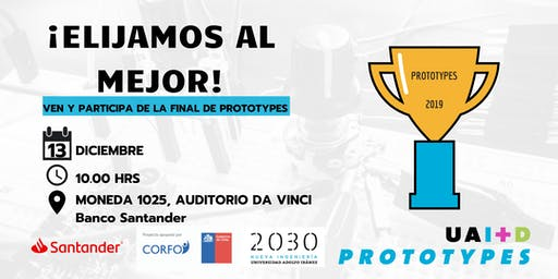 PITCH FINAL UAI+D PROTOTYPES
