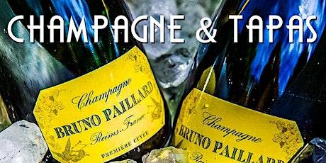 Champagne & Tapas biglietti