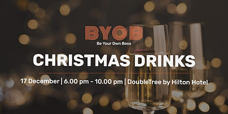 Be Your Own Boss - Christmas Networking, Drinks and Xmas Food! tickets