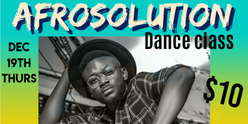 Afrosolution dance workshop