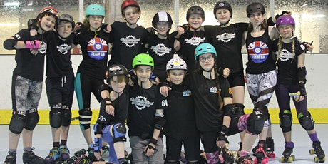 Junior Roller Derby Taster Session March 2020 tickets