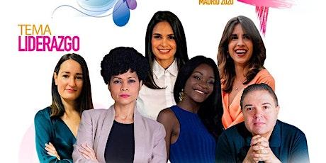 II Simposio Mujeres Líderes Internacionales Madrid 2020 entradas
