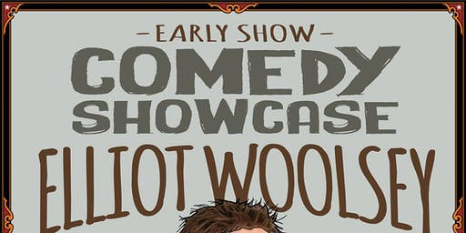 Comedy Showcase ft. Elliot Woolsey with Caitie Hannan and Elliot Broder