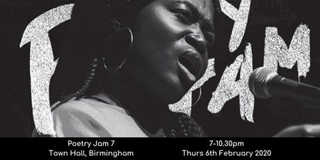 Poetry Jam Turns 7 tickets