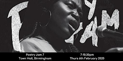 Beatfreeks 7th Birthday Poetry Jam Party