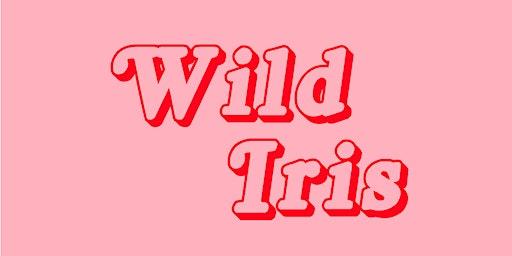 Wild Iris - Dried Wreath Workshop