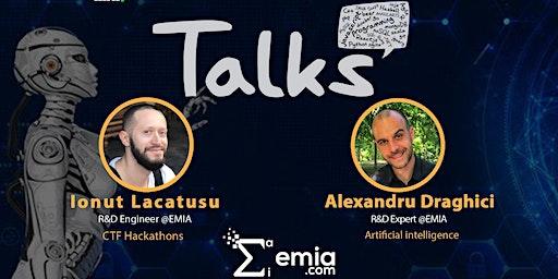 "Talks #122 -  ""Challenging Innovation: AI & CTF Hackathons"""