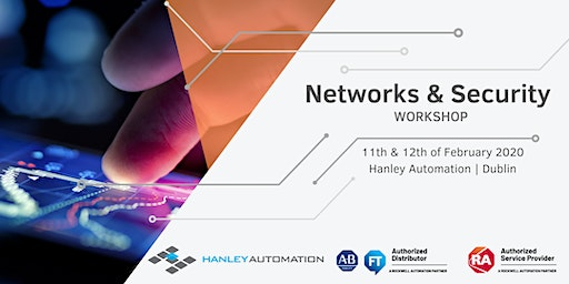 Factory Networks & Cyber Security (Dublin)