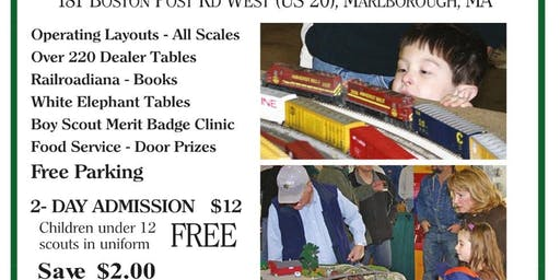 New England Model Train Expo - Hub Division