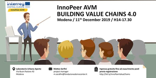 InnoPeer AVM - Building Value Chains 4.0