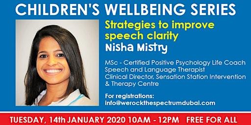 Children's Wellbeing Series