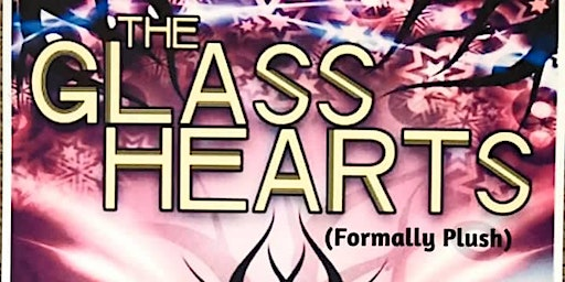 New Years Eve Party with The Glass Hearts (formerly PLUSH)