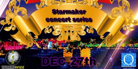 StarMaker Concert Series At Ocean Lounge tickets