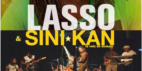 LASSO & SINI KAN tickets