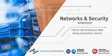 Factory Networks & Cyber Security (Antrim) tickets