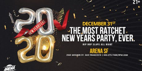 NYE at Arena SF! tickets