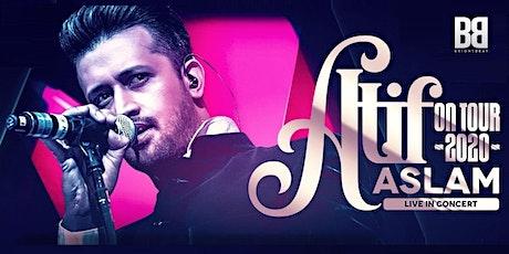 Atif Aslam - Live in Birmingham! - UK Concert Tour 2020 tickets