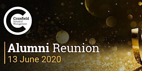 School of Management Alumni Reunion tickets